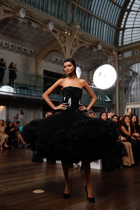 Atelier zuhra x royal opera house london fashion week (8)