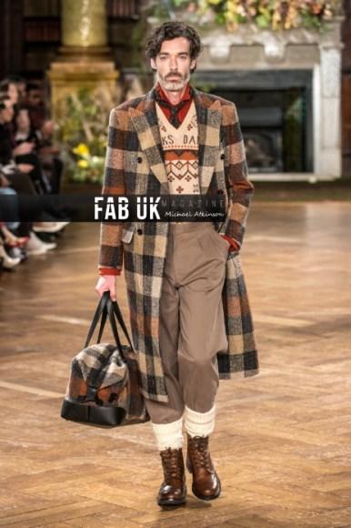Daks aw20 show during london fashion week (10)