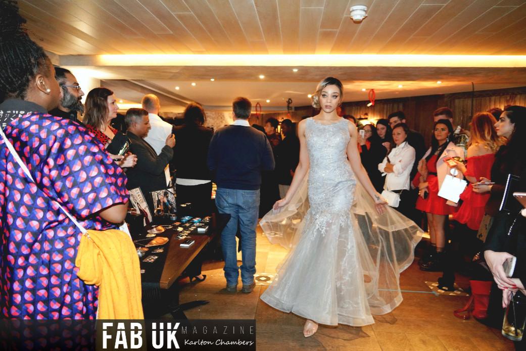 Izabela calik aw20 show during london fashion week (1)