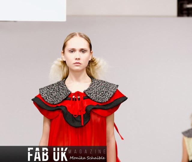 Louis de gama aw20 during london fashion week