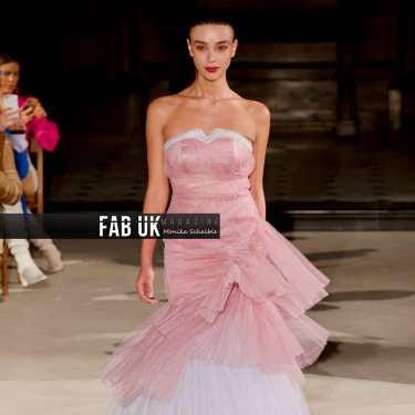 Malan breton aw20 show during london fashion week (5)