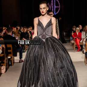 Malan breton aw20 show during london fashion week (6)