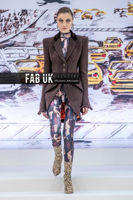 Paul costelloe aw20 show during london fashion week (4)