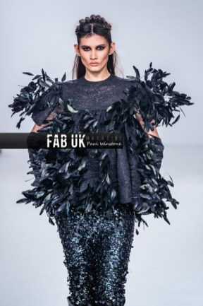 Rocky star aw20 show during london fashion week (7)