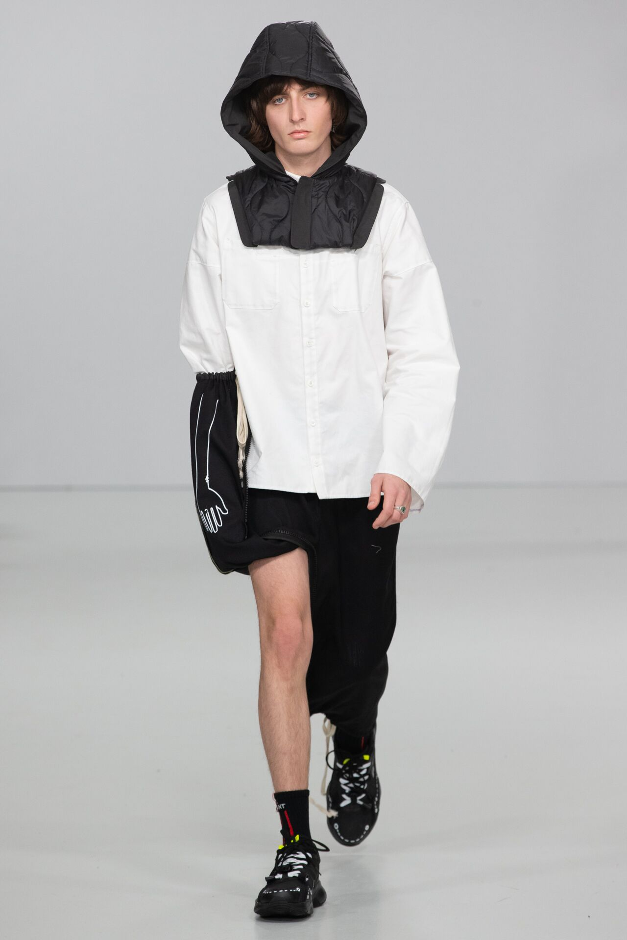 Saint ego aw20 during london fashion week (3)