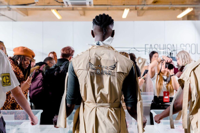 Slovak fashion council i'm not a robot & freier aw20 lfw