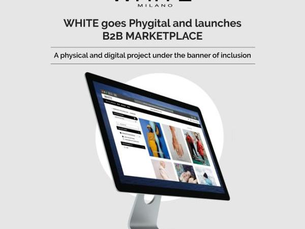 White goes phygital and launches b2b marketplace