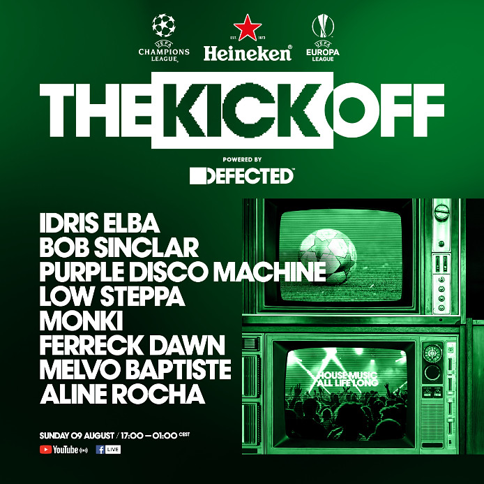 Heineken® creates 'the kick off'