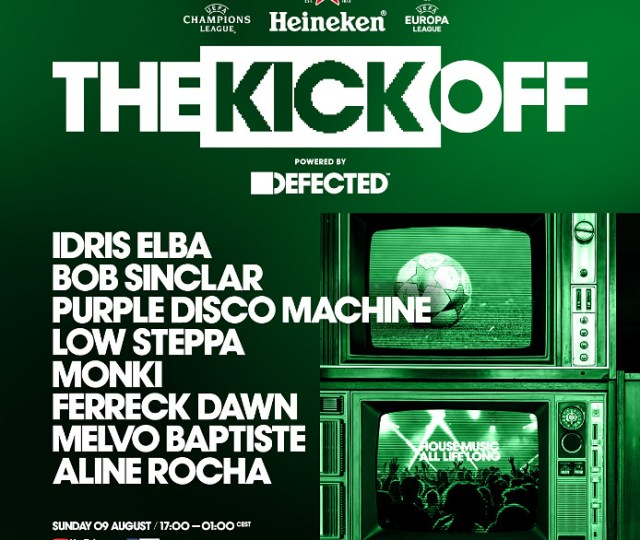 Heineken® creates 'the kick off'