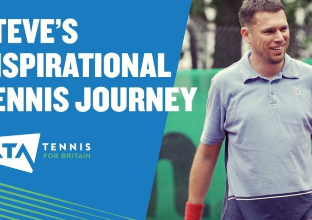 Battling mental health issues to return to the tennis court – the inspirational journey of steven mccann