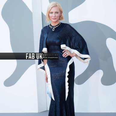 Cate blanchett at the opening ceremony of venice film festival (1)