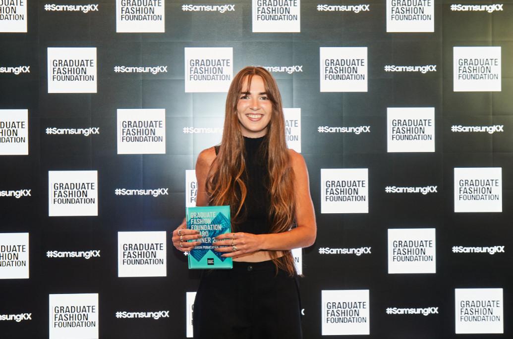Ella kenneally fashion publication award