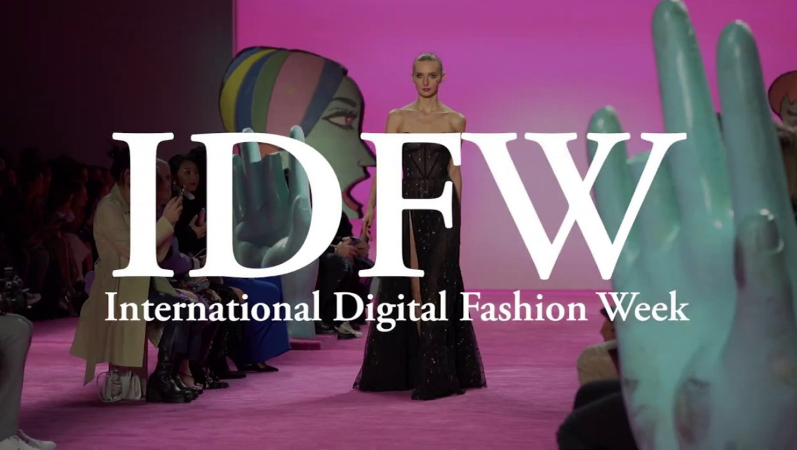 Fnl network launches international digital fashion week, the world's largest fashion week