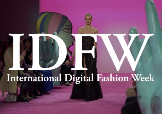 Fnl network launches international digital fashion week, the world's largest fashion week