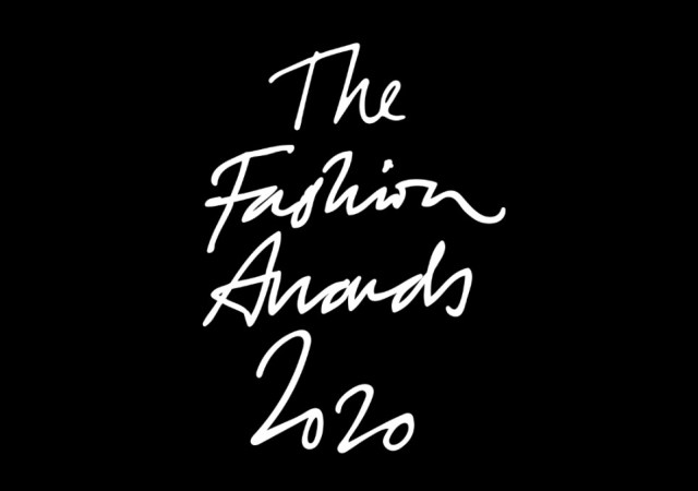 British fashion council announces the fashion awards 2020