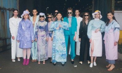 Designers from the russian capital presented their clothing collections at futurum moscow (8)