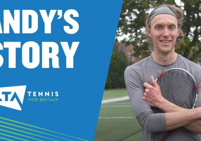 From an early onset parkinson's diagnosis to an inspirational return to tennis and beyond