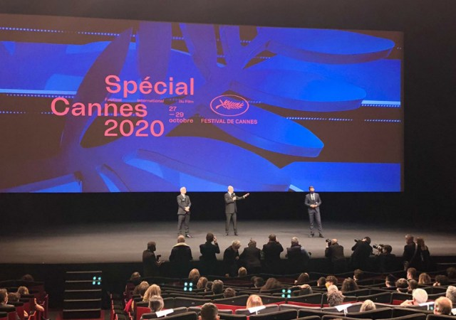 The cannes 2020 special is open