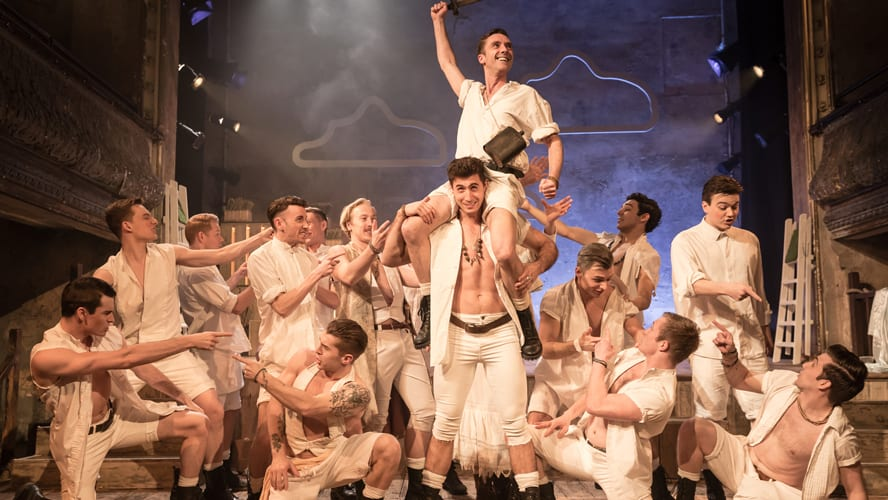 The pirates of penzance hits the west end for 2 nights!
