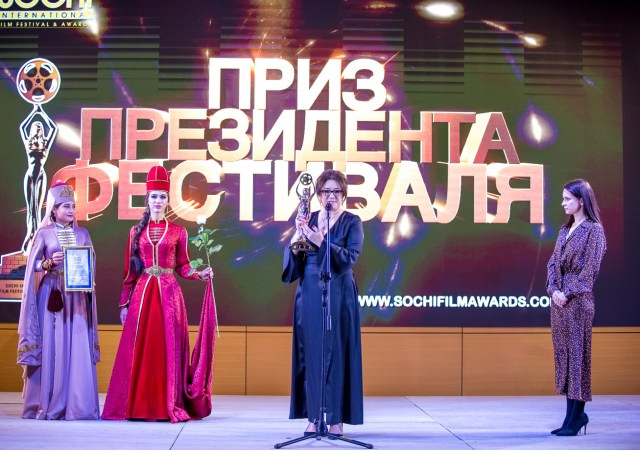 Winners of the viii irida russian british film festival and awards