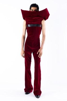 Arturo obegero during paris menswear fashion week (3)