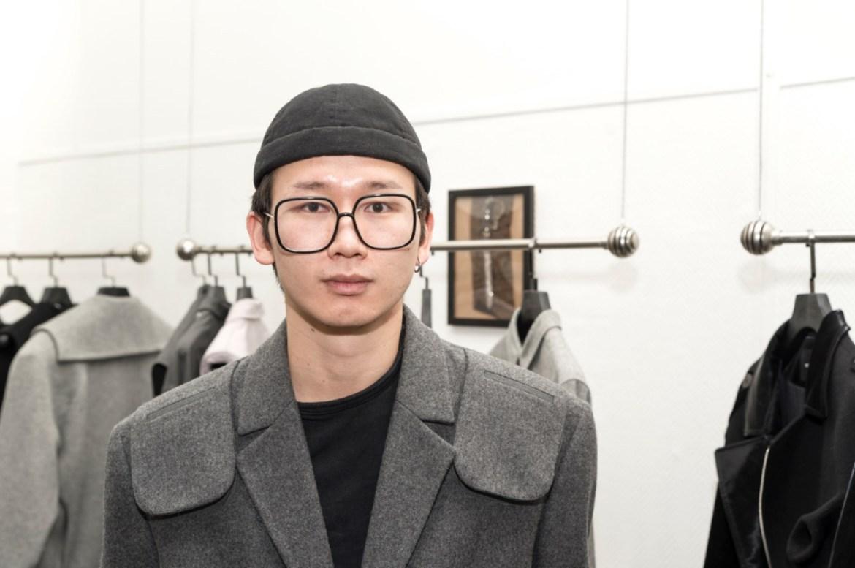 Kuanwang during paris menswear fashion week 2021 fw2122 collection (3)