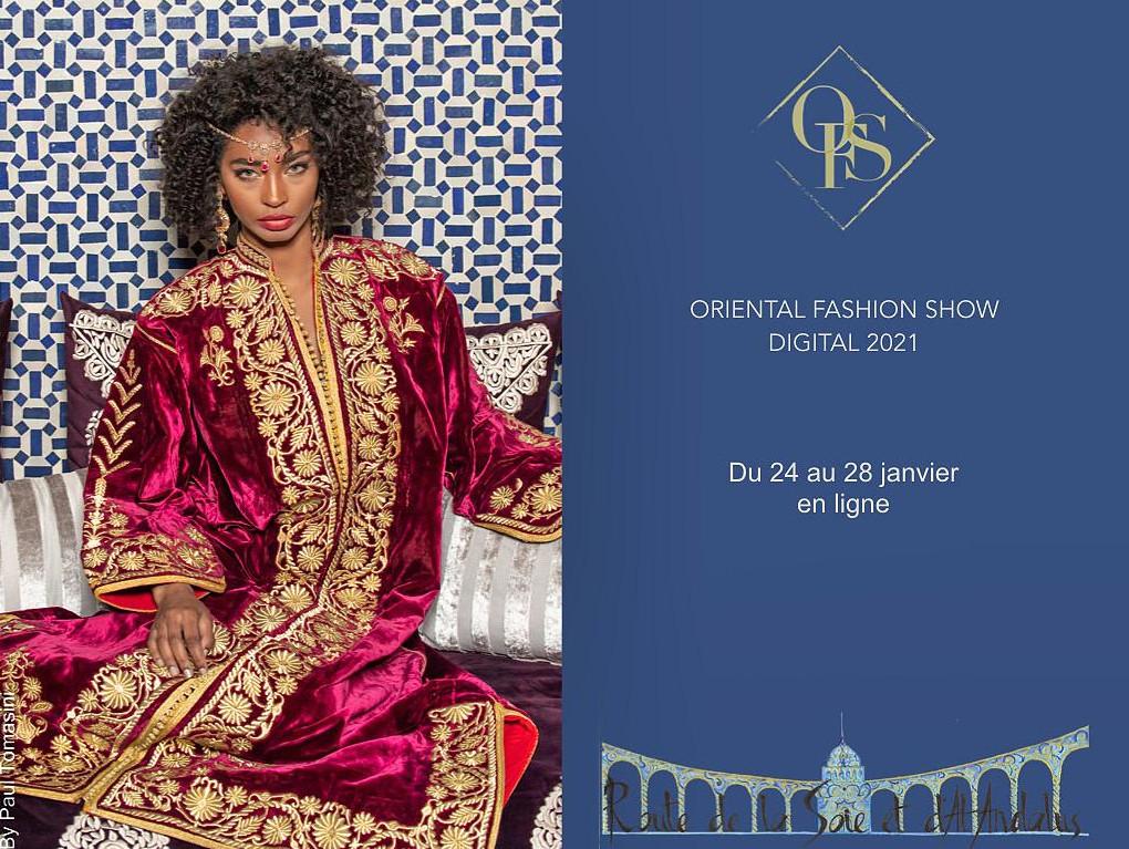 Oriental fashion show 2021 digital
