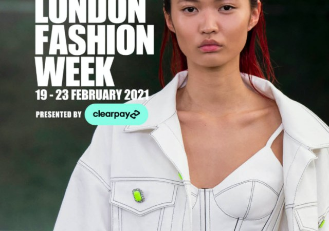 British fashion council announces clearpay as principal partner of london fashion week
