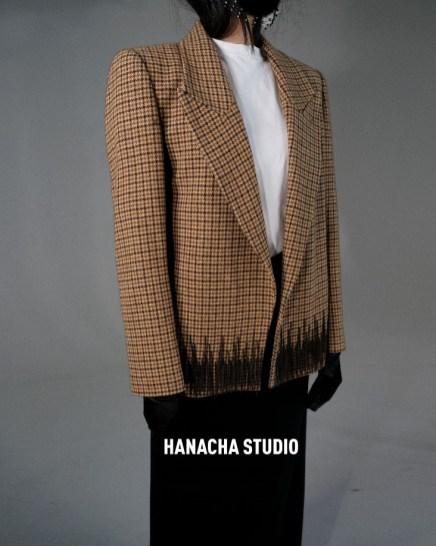 Hanacha studio aw21 during london fashion week 2021 (2)