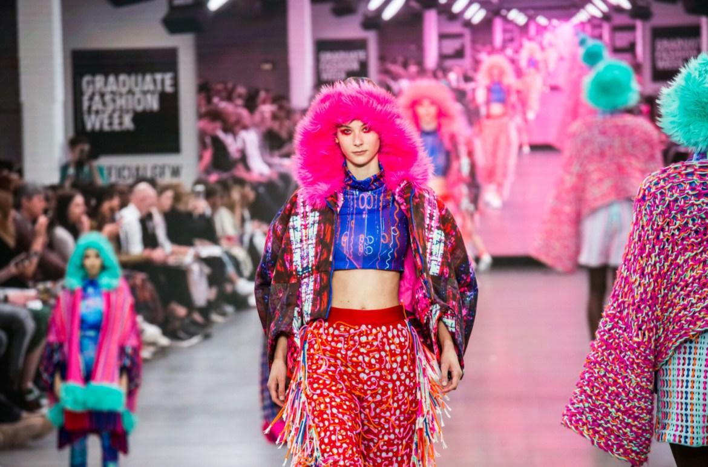 Graduate fashion foundation launches innovative portfolio hub & live streaming digital platform