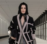 Nehera during paris womenswear week fall winter 2021 2022
