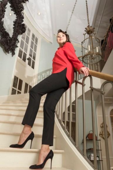 Oscar de la renta paris fashion week online (3)