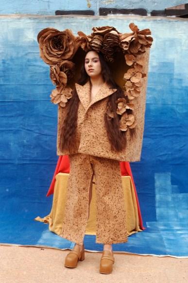Anciela at mercedes benz fashion week russia (2)