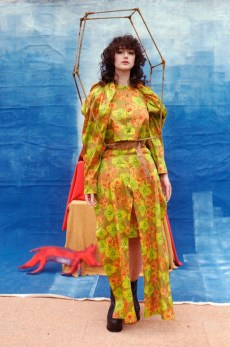 Anciela at mercedes benz fashion week russia (4)