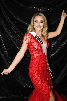 Headline: 69th miss universe competition® backstage