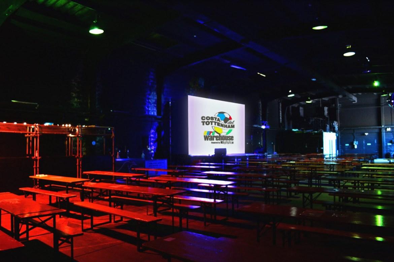 5,000 sqft 'euro warehouse' launches in tottenham