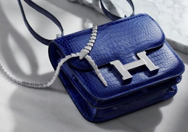Christie's jewels & handbags online the london edit
