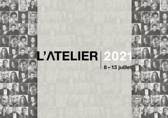 L'atelier 2021