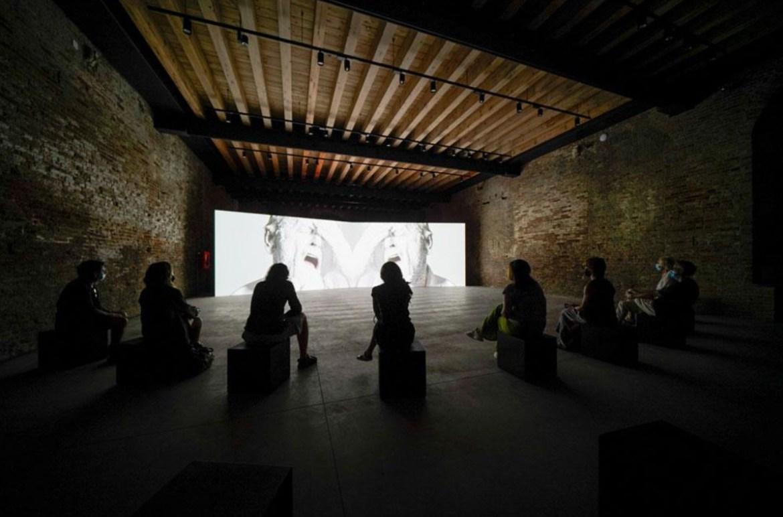 Biennale danza 2021 over 100 artists into wayne mcgregor's directorship