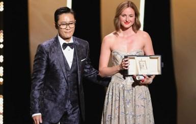 Lee byung hun and renate reinsve verdens verste menneske (julie (en 12 chapitres)), award for best actress image credit andreas rentz getty images