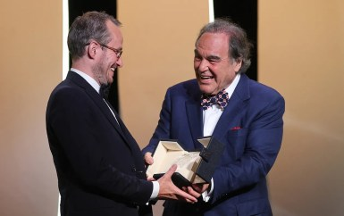 Oliver stone and juho kuosmanen hytti nro 6 (compartment no. 6), grand prix (ex æquo) image credit valery hache afp