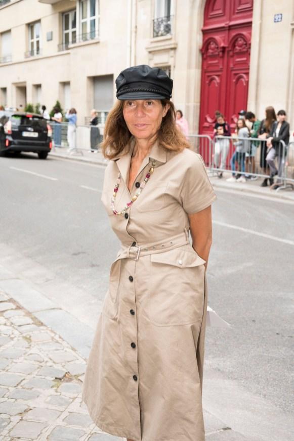 Streetstyle dior autumn winter 2021 2022 haute couture show (20)