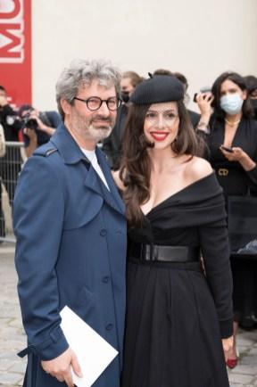 Streetstyle dior autumn winter 2021 2022 haute couture show (8)