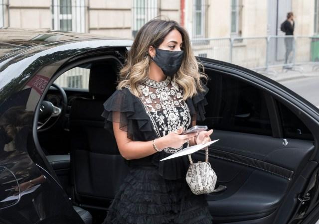 Streetstyle dior autumn winter 2021 2022 haute couture show