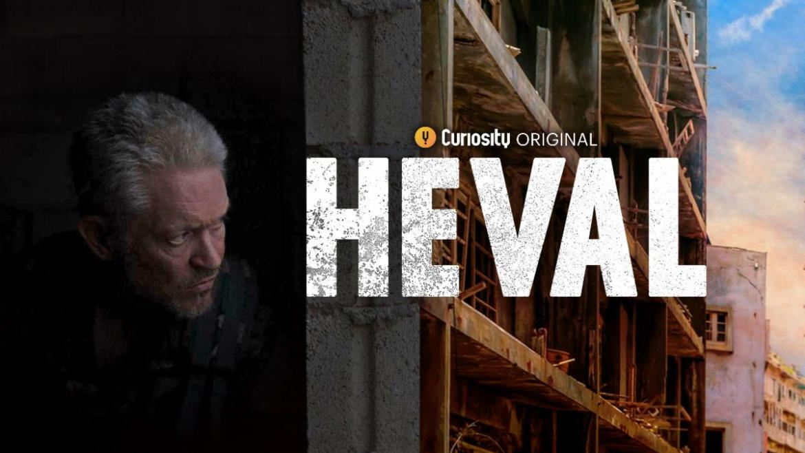 Curiosity stream's first ever original feature film heval set for world premiere
