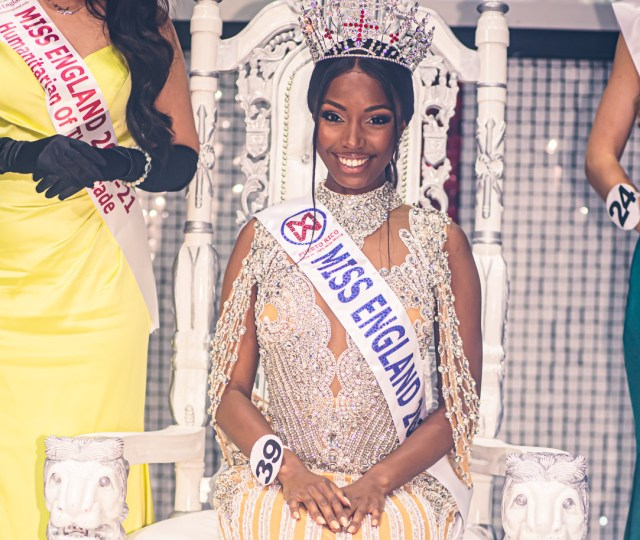 Miss england 2021 rehema muthamia in support of black history month (2)