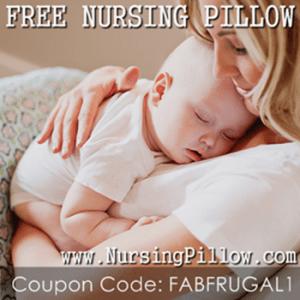 Free Nursing Pillow Coupon Code