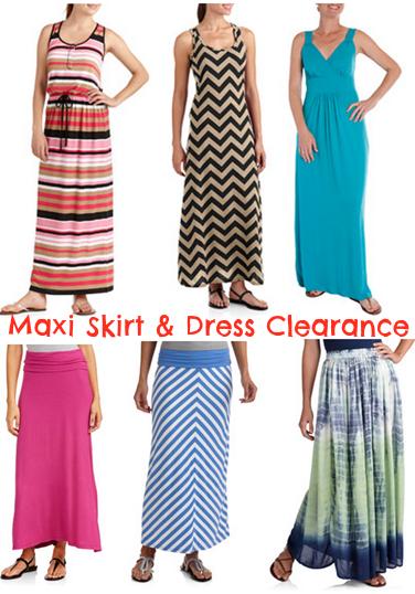 Walmart Plus Size Maxi Dresses