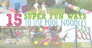 15 fun pool noodle games for kids