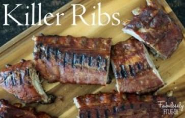 Killer Ribs recipe